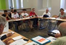 Reunió de l'ANÒC. Autoria: Jornalet