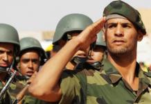 Soldats sahrauís