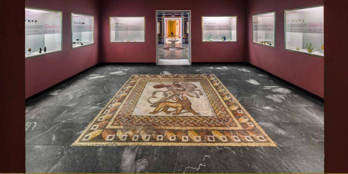 Mosaic de Bel·lerofontes