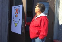 Col·legi electoral a Nunavut