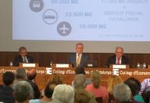 """Acte de presentació de l'informe """"El model de gestió i les prioritats d'inversió de la xarxa viària espanyola"""""""