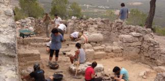 Excavacions a Olèrdola