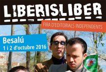 Cartell oficial de Liberisliber 2016