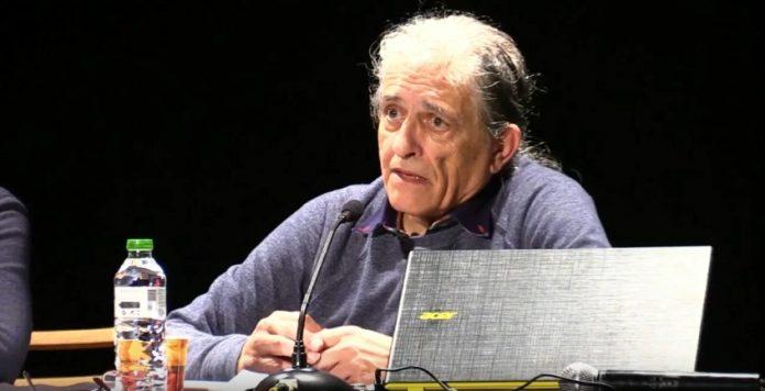 Ramon Cotarelo a Olot el 2016 / Fotografia: garrotxicat