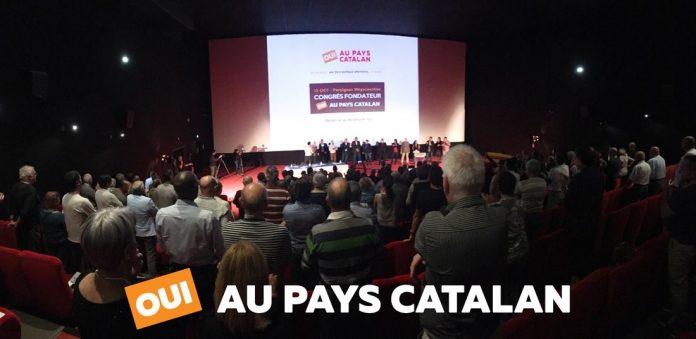 Congés fundacional del partit Oui au pays catalan