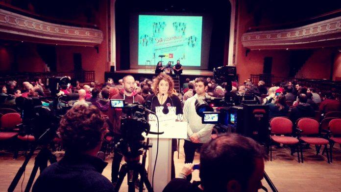 5a Assemblea d'Electes de la CUP a Sant Celoni | CUP
