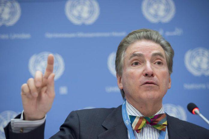 Professor Alfred Maurice de Zayas, l'Expert Independent de les Nacions Unides per a la qüestió d'un Ordre Democràtic Internacional | CCN