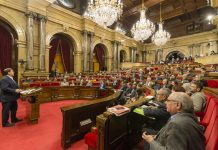 El debat de totalitat del pressupost per al 2017 es va fer al ple del 20 de desembre | Parlament de Catalunya