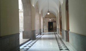 Interior del Govern Militar de Barcelona | Amàlia Bosch