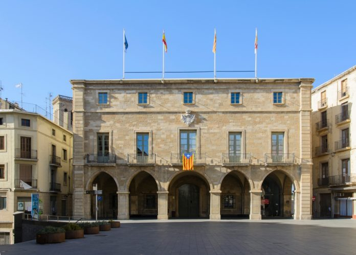 Casa consistorial de Manresa