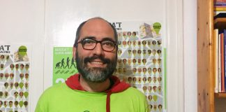 Ramon Font, portaveu de l'USTEC