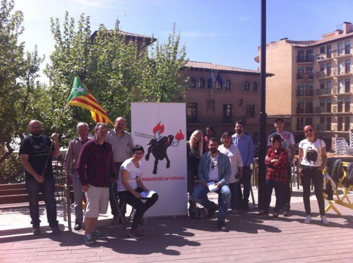 Presentació pública de la ILP per abolir els correbous   @XaviRN