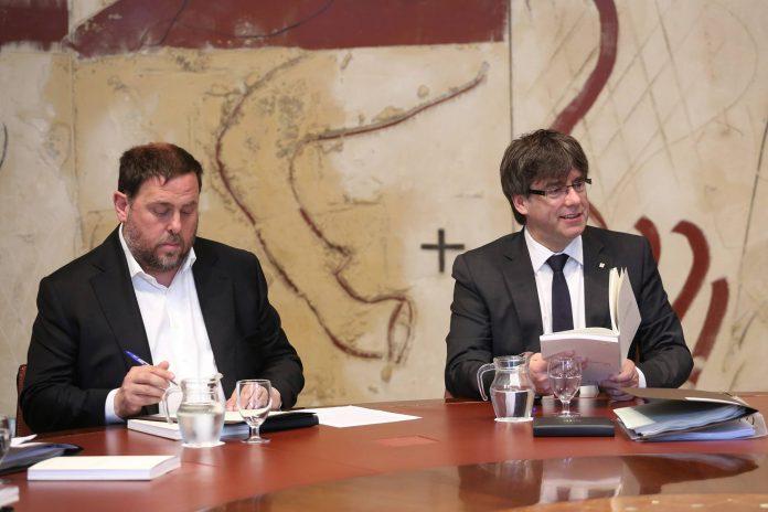 Foto de la reunió del Govern. Autor: Jordi Bedmar