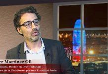 Xavier Matínez Gil, entrevistat a SITV