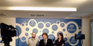 Roda de premsa de Demòcrates de Catalunya d'aquest dilluns | Demòcrates de Catalunya