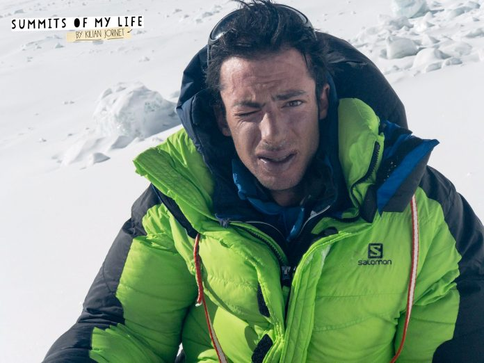 Kilian Jornet. Font: Summits of my life