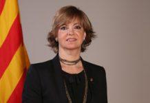 Meritxell Borràs, consellera de Governació   Govern de Catalunya