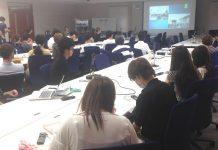 Una de les conferències que va tenir lloc al Japó | DIPLOCAT