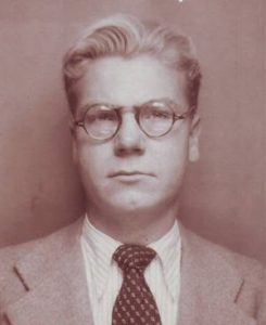 Heribert Barrera de jove