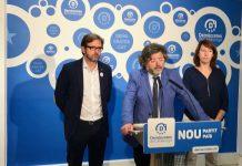 Roda de premsa de Demòcrates | Demòcrates de Catalunya