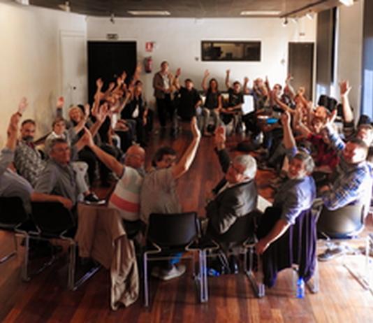 Consell de l'associacionisme cultural en defensa del referèndum