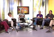 Moment del programa 'Vull una resposta' de 14 de setembre del 2017 censurat per la direcció d'ETV Llobregat