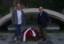 Ofrena de MES a la tomba de Lluís Companys | MESº
