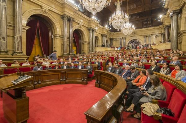 Sessió del Parlament de Catalunya   Parlament de Catalunya