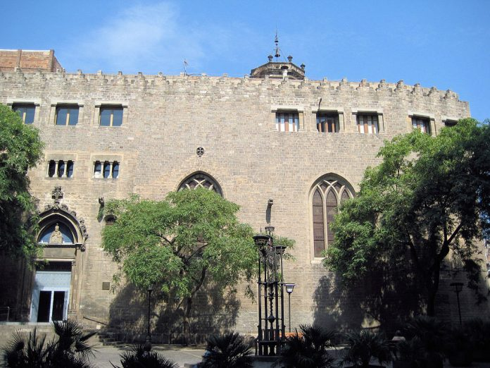 Esglèsia de Sant Pere de les Puel·les a Barcelona