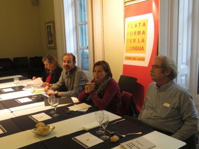 Reunió del jurat dels Premis Martí Gasull i Roig   Plataforma per la Llengua