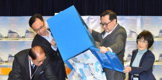 La Comissió Electoral iniciant el recompte a Kowloon | Govern de Hong Kong