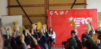 Conferència Nacional de les Joventuts d'Esquerra Republicana a Vilafranca del Penedès | JERC