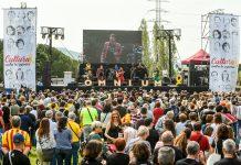 Moment Festival 'Cultura contra la repressió' a Santa Perpètua de Mogoda | Òmnium Cultural