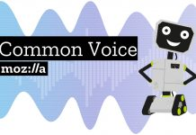 Logotip del projecte Common Voice