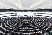 Hemicicle del Parlament Europeu | Autor: Diliff
