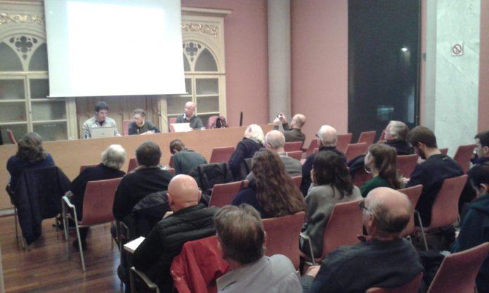 Acte de record i d'homenatge a Eva Serra a Mataró   Poble Lliure