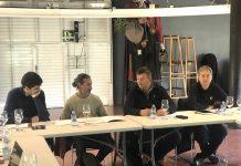 Moment de la reunió del Comitè Executiu a Monistrol de Calders | AMI