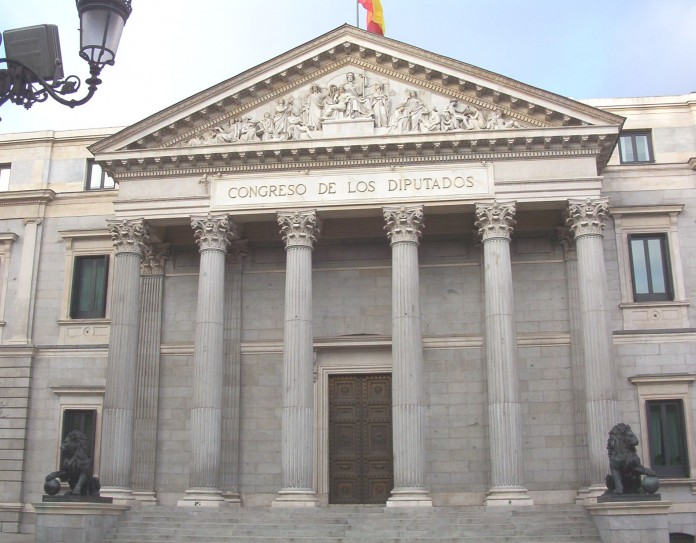 Congrés dels Diputats espanyol | Luis García