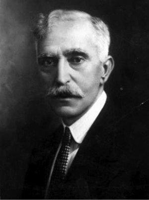 Francesc Macià, imatge oficial del president que presidia totes les dependències de la Generalitat durant el seu govern.