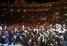 Festa per la Cultura 'Homenatge a València' (Fotografia de La Veu del País Valencià)