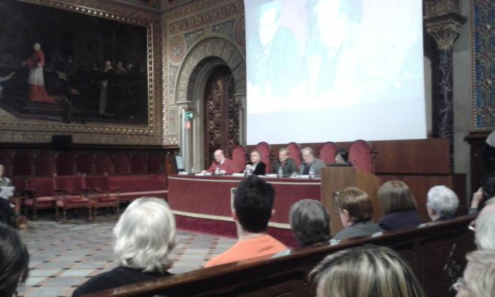 Presentació del manifest (Llengua i República)