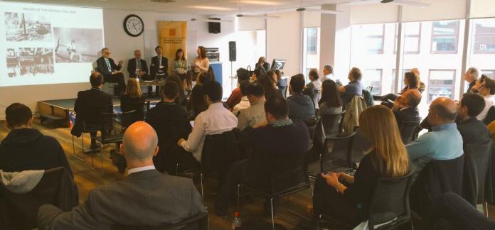 Conferència a la London Academy of Diplomacy de SiJ | SiJ