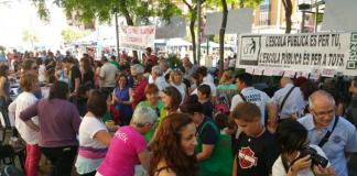 Trobada d'Escoles en Valencià 2015