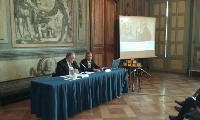 Presentació del projecte internacional Museus Catalans a Google Art Project, a cura del director general d'Arxius, Biblioteques, Museus i Patrimoni, Jusèp Boya