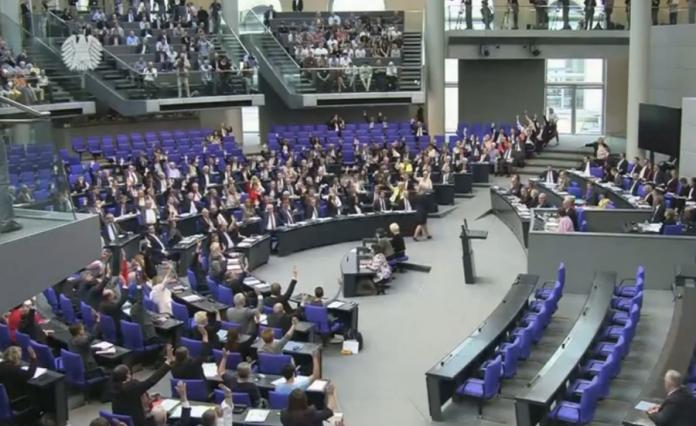 El Bundestag reconeix el genocidi armeni