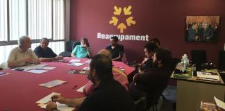 Junta directiva de Reagrupament de l'11 de juny de 2016 (Reagrupament Independentista)
