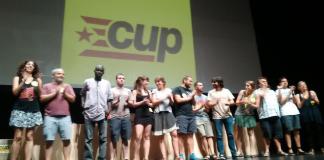 Els membres del Secretariat Nacional de la CUP, elegits l'11 de Juliol a l'Assemblea Nacional de Castelló