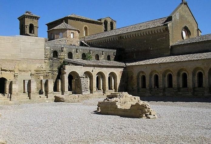 El monestir de Sixena (Fotografia: Govern d'Aragó)