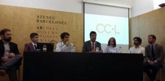 Presentació de la 'Declaració per una Catalunya Lliure i Liberal'