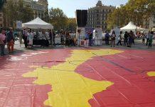 El Correllengua a Barcelona